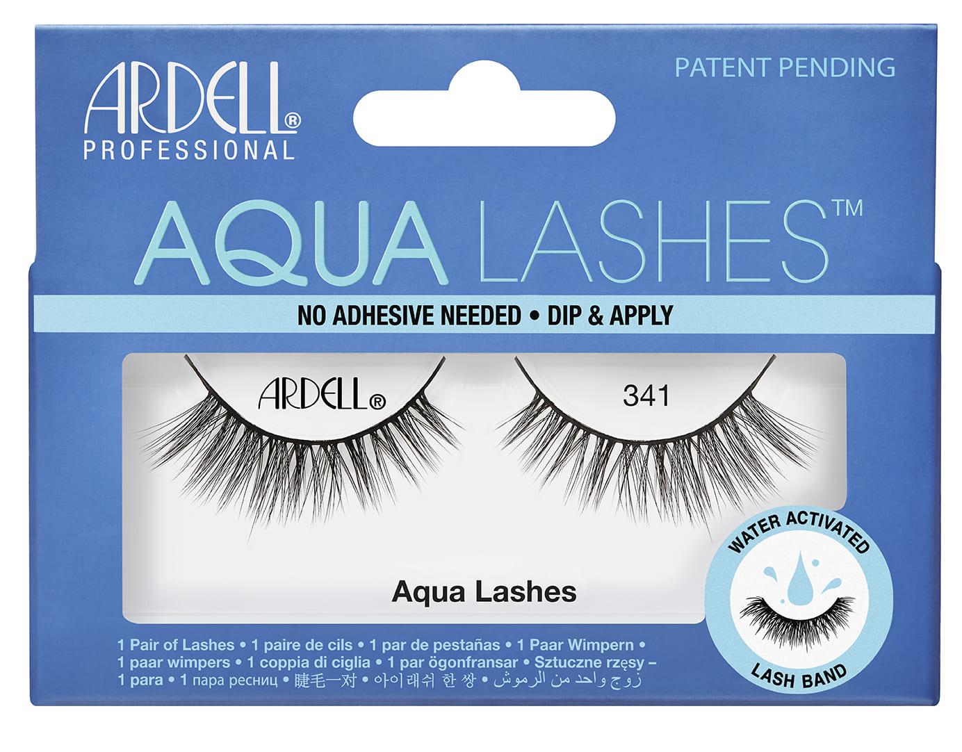 63402 Aqua Lashes 341 Front Box