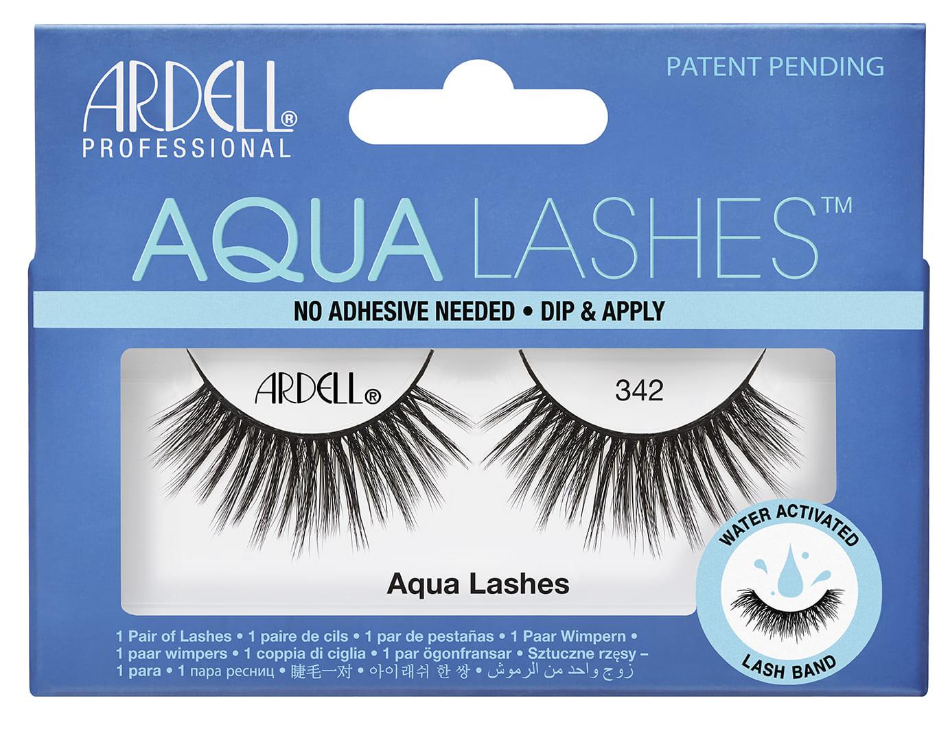 63403 Aqua Lashes 342 Front Box